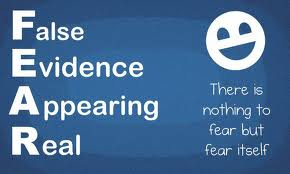 nothing to fear but fear itself meaning